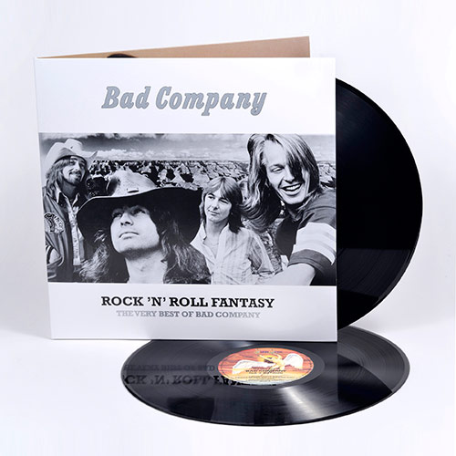 Bad Company Rock N Roll Fantasy Very Best Of Bad Company Lp