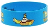 The Beatles - Yellow Submarine Rubber Bracelet