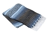 Dark Blue Light Blue Combo Falsa Blanket