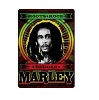 Bob Marley - Roots, Rock, Reggae Fleece Blanket