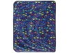 Grateful Dead - Dancing Bear Scramble Fleece Throw Blanket