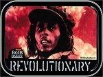 Bob Marley - Revolutionary  Stash Tin