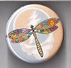 Grateful Dead - Dragonfly SYF Button