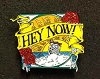 Grateful Dead - Hey Now Collectors Hat Pin