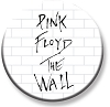 Pink Floyd - The Wall Logo Pinback Button