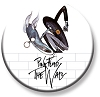Pink Floyd - The Wall Teacher Pinback Button