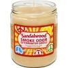 Sandalwood Smoke Odor Candle