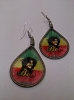 Bob Marley - Bob Rasta Earrings