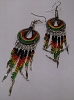 Rasta Dream Earrings