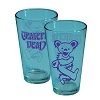 Grateful Dead - Dancing Bear Blue Pint Glass