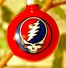 Grateful Dead - SYF Red Ornament