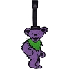 Grateful Dead - Dancing Bear Luggage Tag