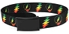 Grateful Dead Rasta Steal Your Face Belt