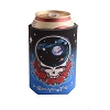 Grateful Dead - Space Your Face Drink Koozie