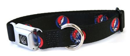 Grateful Dead Dog Collar On Sale At Sunshinedaydream Biz