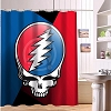 Grateful Dead - Steal Your Face Shower Curtain