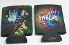 Jerry Garcia - Tie Dye  Koozie Can Cooler
