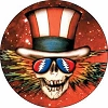 Grateful Dead - Psycle Sam Button