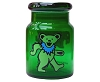 Grateful Dead - Dancing Bear Green Stash Jar