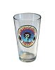 Grateful Dead - Skull & Roses Pint Glass