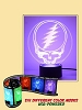 Grateful Dead - Steal Your Face LED Light