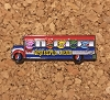 Grateful Dead - Tour Bus Collectible Pin