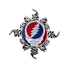 Grateful Dead - Tribal SYF Pin by Mike DuBois