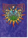 Grateful Dead - Summer Tour '95 Greeting Card