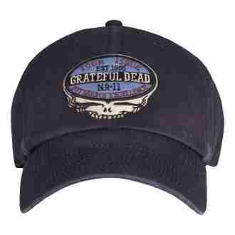 grateful dead 30 years of excellence baseball cap