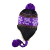 Grateful Dead - Dancing Bears Knit Flap Hat