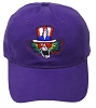 Grateful Dead - Purple Psycle Sam Hat