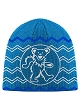 Grateful Dead - Dancing Bear Blue Beanie Hat