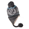 Grateful Dead - Steal Your Face Knit Flap Hat