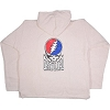Grateful Dead - Steal Your Face Natural Baja Hoodie