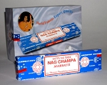 Nag Champa Incense 40 Stick Box