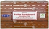 Nag Champa - Golden Sandalwood Incense Sticks