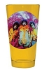 Jimi Hendrix - Fish Eye Lens Pint Glass