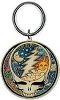 Grateful Dead - Celestial Steal Your Face Keychain