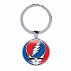 Grateful Dead - Steal Your Face Key Ring