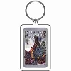 Rolling Stones - Dragon Keychain