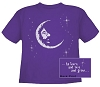Jerry Garcia -  Youth Moon T-Shirt