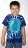 Planet Earth Youth Tie Dye T-Shirt