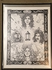Led Zeppelin - Fan Created Poster Print