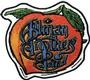 Allman Brothers Band  - Peach Embroidered Patch