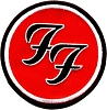 Foo Fighters - Red Logo Patch