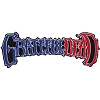 Grateful Dead - 50th Anniversary Logo Word Patch