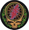 Grateful Dead -  SYF Steal Your Face Vines Patch