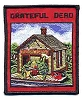 Grateful Dead - Terrapin Station Album Cover Patch
