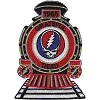 Grateful Dead - 1965 SYF Train Embroidered Patch