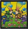 Grateful Dead - Bear Utopia Patch